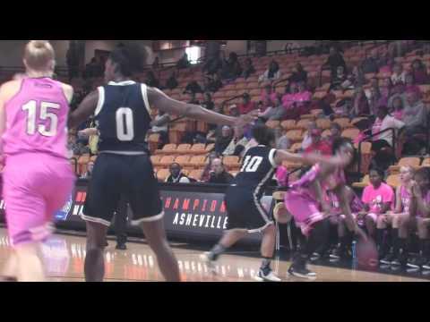 Women's Basketball vs Longwood - 2/13/16