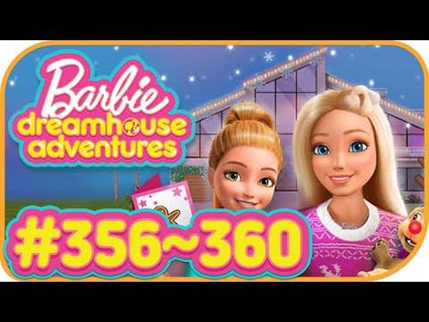 Barbie Dreamhouse Adventures #356~360   Budge Studios   Simulation game   Fun mobile Game   HayDay