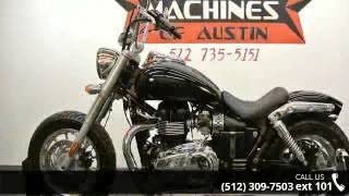 5. 2012 Triumph America Standard  - Dream Machines Indian Mo...
