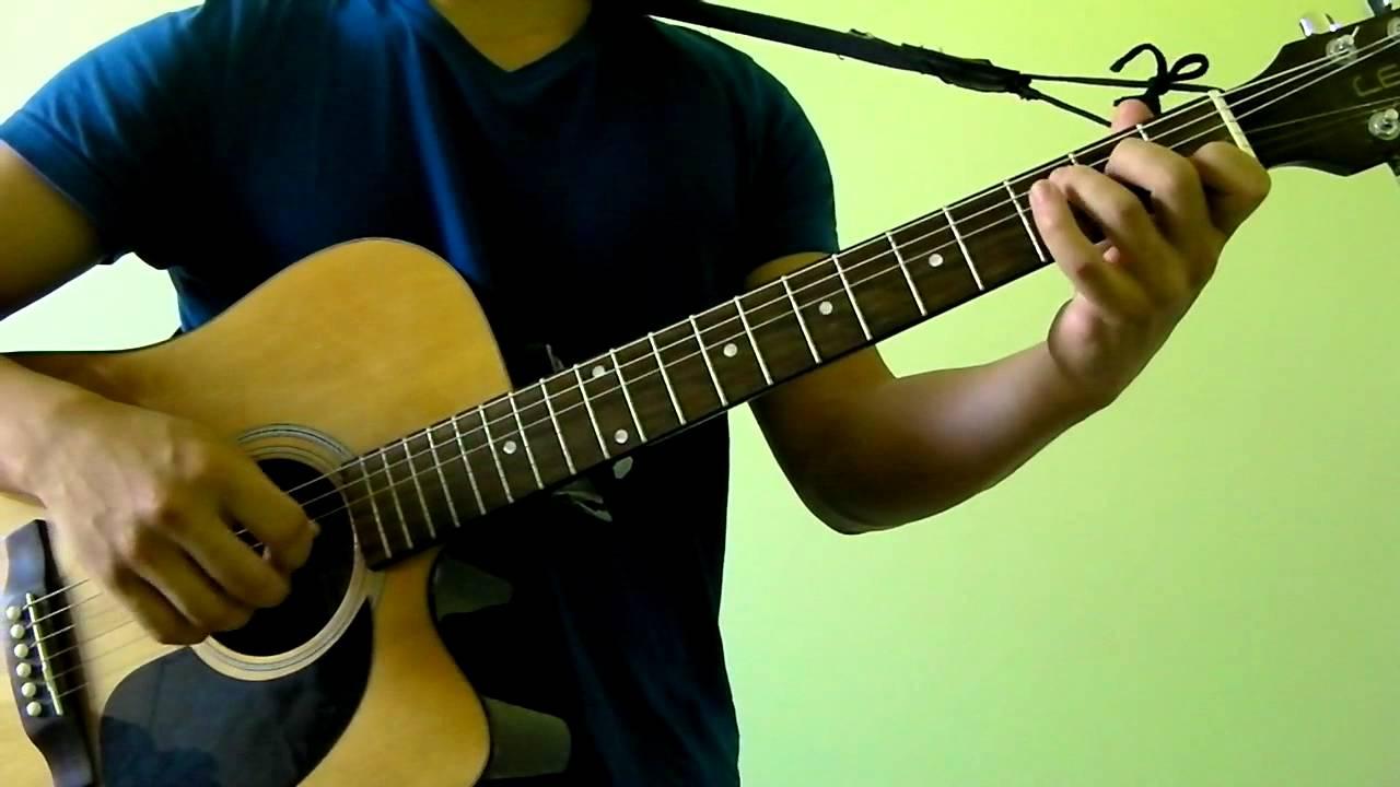 Fix You – Coldplay – Easy Guitar Tutorial (No Capo)