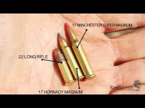 Worlds Most Powerful Rimfire -- 17 Winchester Super Magnum