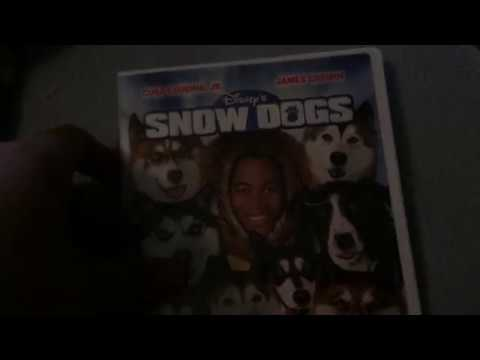 DVD And Blu-Ray Shows #6 Snow Dogs 2002 DVD
