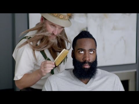 NBA - With the new face scanning technology for PS4 and Xbox One, James Harden calls upon The Beard Guru to help him put his best face forward. Visit all of our ch...