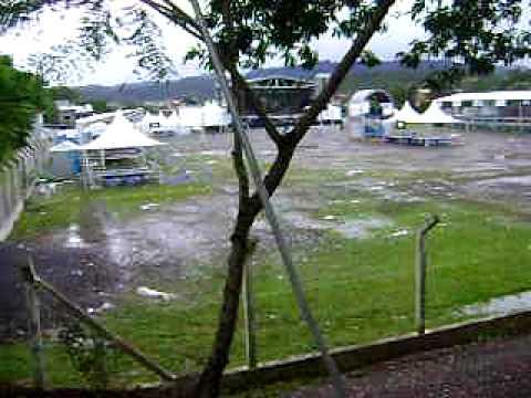 Campo do Treviso Após Show da Ivete Sangalo 1 - Siderópolis/SC