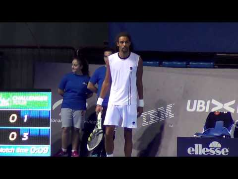 Dustin Brown, personaggio e grande favorito