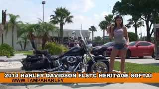 5. New 2014 Harley Davidson Heritage Softail Classic Motorcycles for sale - Dunedin, FL