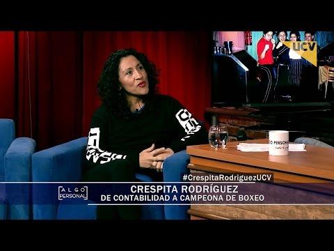video Crespita Rodríguez habla de su camino desde ser contadora a campeona de boxeo