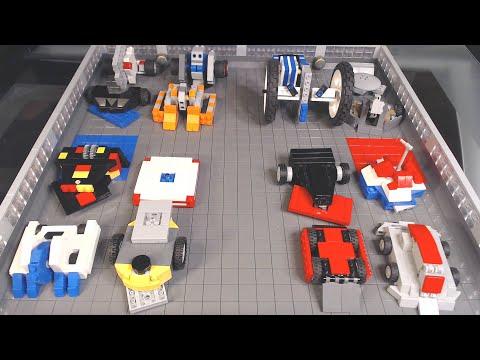 Lego Battlebots Season 5 Episode 1