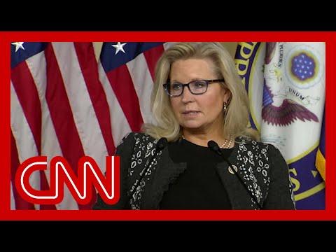 Republican Liz Cheney says she will vote to impeach Trump