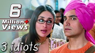 Video Ye Aadmi Nahi Price Tag Hai (ये आदमी नहीं प्राइज टैग है) - 3 Idiots | Aamir Khan, Kareena Kapoor MP3, 3GP, MP4, WEBM, AVI, FLV Juli 2019
