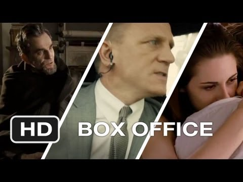 Weekend Box Office - November 16-18 2012 - Studio Earnings Report HD