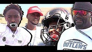 🔥🔥 San Antonio Outlaws vs Southside Houston Ducks 13U - UTR Youth Highlight Mix