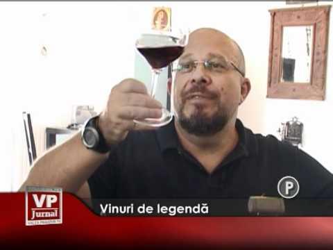 Vinuri de legendă