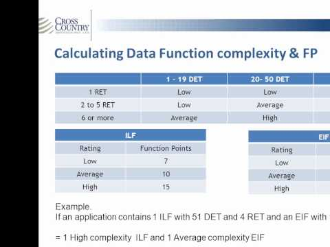 Software Estimations using Function Points.wmv