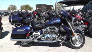 1. YAM011789 - 2007 Yamaha Royal Star Venture XVZ13TFWC - Used motorcycles for sale