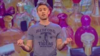 Russell Howard's Comedy DVDs : http://astore.amazon.co.uk/tvsforyou-21Topical comedy show in which Russell Howard offers up an energetic look at global goings-on and finds his own uniquely upbeat angle on the news each week, from over 60 international news channels, 140 worldwide newspapers and over a thousand news clips. He and his crack team will leave no stone unturned in their pursuit of the weird and wonderful stories that have been dominating the media over the past seven days. For more information about this programme please visit www.bbc.co.uk/iplayer