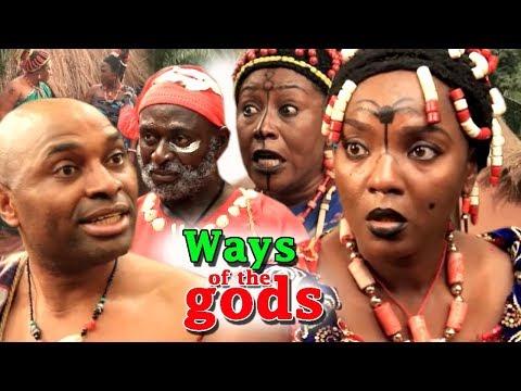 Ways of The Gods Season 1 - Chioma Chukwuka 2018 Latest Nigerian Nollywood Trending Movie| Full HD