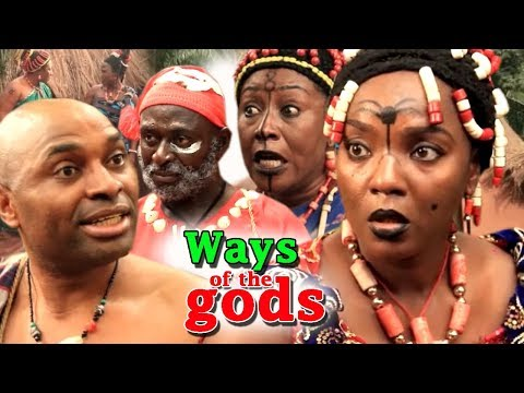 Ways Of The Gods Season 1 - Chioma Chukwuka 2018 Latest Nigerian Nollywood Trending Movie| Full Hd