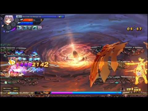 「Grand Chase」[INGC] Kounat's Collapse - Azin Solo Run