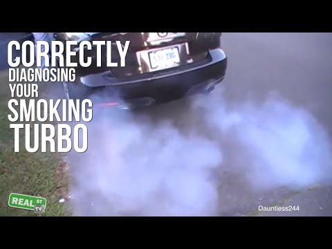 Jay's Tech Tips # 25: How to Correctly Diagnose a Smoking Turbo