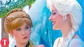 Video 10 STRANGE Requirements To Work As A Disney Princess MP3, 3GP, MP4, WEBM, AVI, FLV Juli 2018