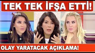Download Video TAMAMI / Yeşim Salkım'dan Gülben Ergen'e ağır sözler MP3 3GP MP4
