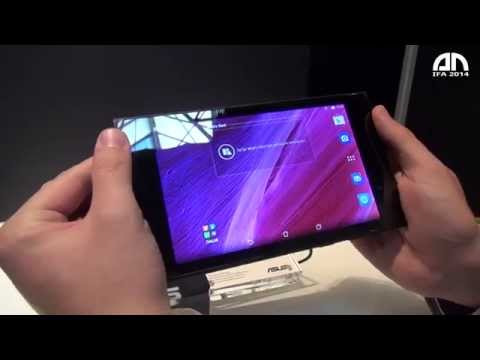 ASUS MeMO Pad 7 ME572CL - Hands-On - IFA 2014 - androidnext.de