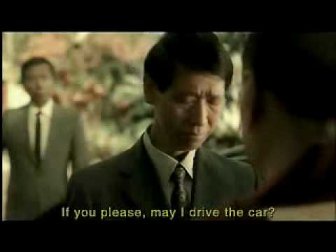Mercedes Benz Monk Ad Australian Actor Kim Chan.flv