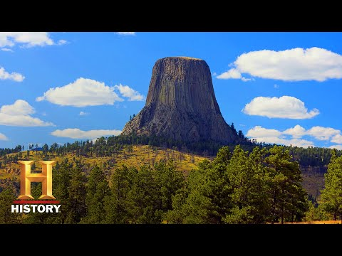 The UnXplained: Mystery of Devil's Tower (Season 1) | SERIES RETURNS 2/29 at 9/8c |  History