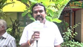 Thalaivar Pandiyan at Sokku Sundharam Audio Launch