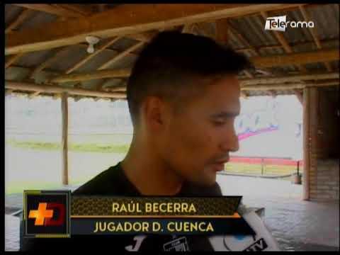 Deportivo Cuenca retornó a los entrenamientos