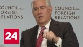 Новым госсекретарем США станет кавалер российского ордена Дружбы