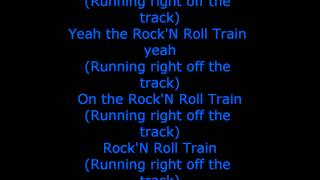 AC/DC-Rock N' Roll Train [Lyrics]