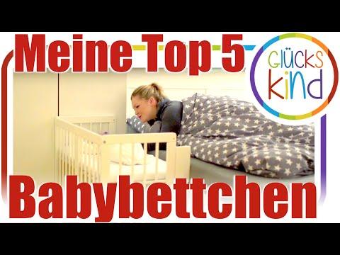 Unterschiedliche BABYBETTEN | #meineTop5 | Welches Bett passt zu uns??? | Das Glückskind