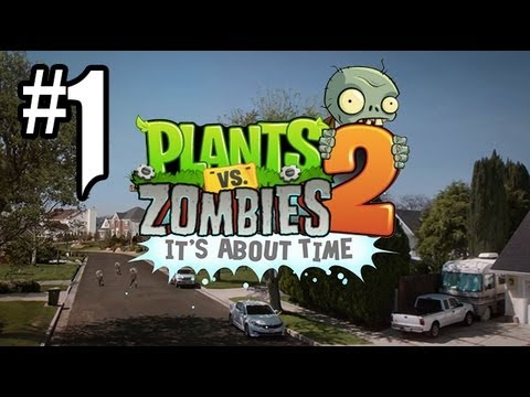 pvz - Plants vs Zombies 2 - Gameplay Walkthrough Part 1!! Plants vs. Zombies 2 Walkthrough features the Intro, Ending, Review, Guide, Boss and more!! Don't forget ...