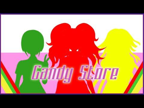 Danganronpa - Candy Store (Heathers)