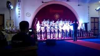 """Hallelujah"" Chorus by Somerville School, Greater Noida (Harmony 2015)"