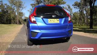 2017 Honda Jazz VTi 0-100km/h & engine sound. Head over to http://performancedrive.com.au/2017-honda-jazz-vti-review-video-0422/ for the full review.2017 Honda Jazz VTi1.5-litre four-cylinder88kW and 145NmFive-speed manual, front-wheel driveFor more stats and test results head over to our performance data page here: http://performancedrive.com.au/performance-data/