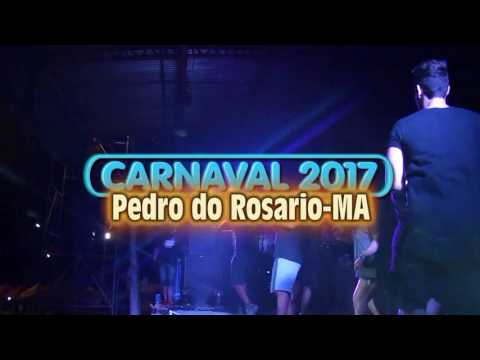 Carnaval em Pedro do Rosário MA com Mara Pavanelle