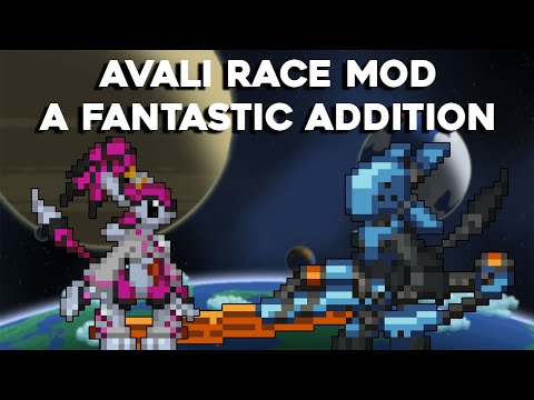 Avali Race , Massive Amounts of Content Within! - Starbound Mods - GullofDoom