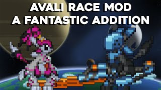 Get the mod - http://steamcommunity.com/sharedfiles/filedetails/?id=729... Race Extender (Required for Avali Mod) ...