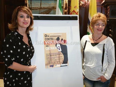 Presentación Cartel Día Internacional contra la Violencia de género