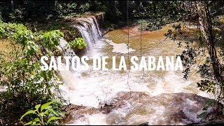 Saltos de la Sabana, Monteplata | WilliamRamosTV