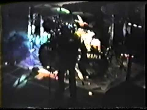 Typhon Live in Colombia 3 22 1997