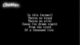 Linkin Park- What I've Done [ Lyrics on screen ] HD