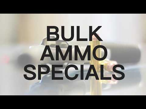 Memorial Week Long Bulk Ammo Sale