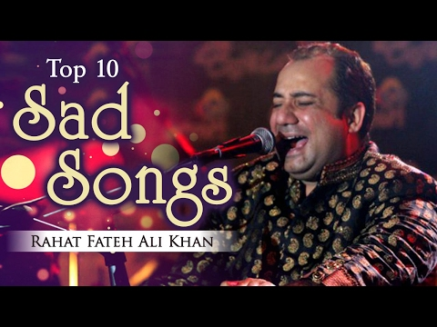 Download Top 10 Sad Songs by Rahat Fateh Ali Khan - Hindi Sad Songs - Musical Maestros hd file 3gp hd mp4 download videos