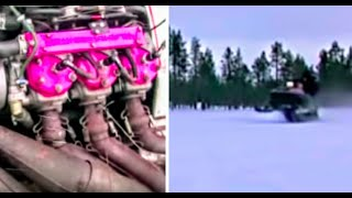 9. Polaris Indy Storm 800 Snowmobile