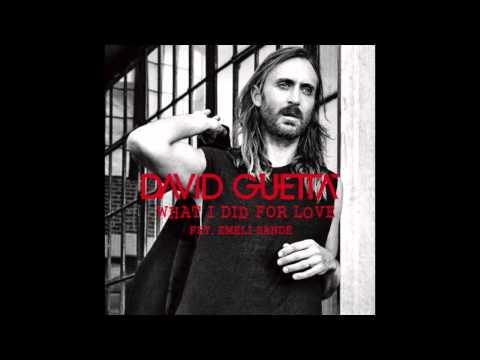 David Guetta Ft. Emile Sandé - What I Did For Love (Josh Coyne Remix)