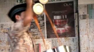 Chatuchak Weekend Market Thai Iced Tea, Bangkok - Original Video